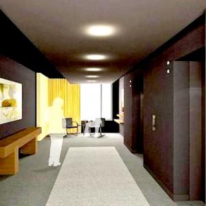 HOTEL room coridoor